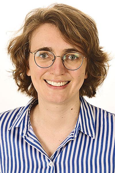 Simone Ritter, Leiterin Wirtschaftsförderung der Stadt Mainz