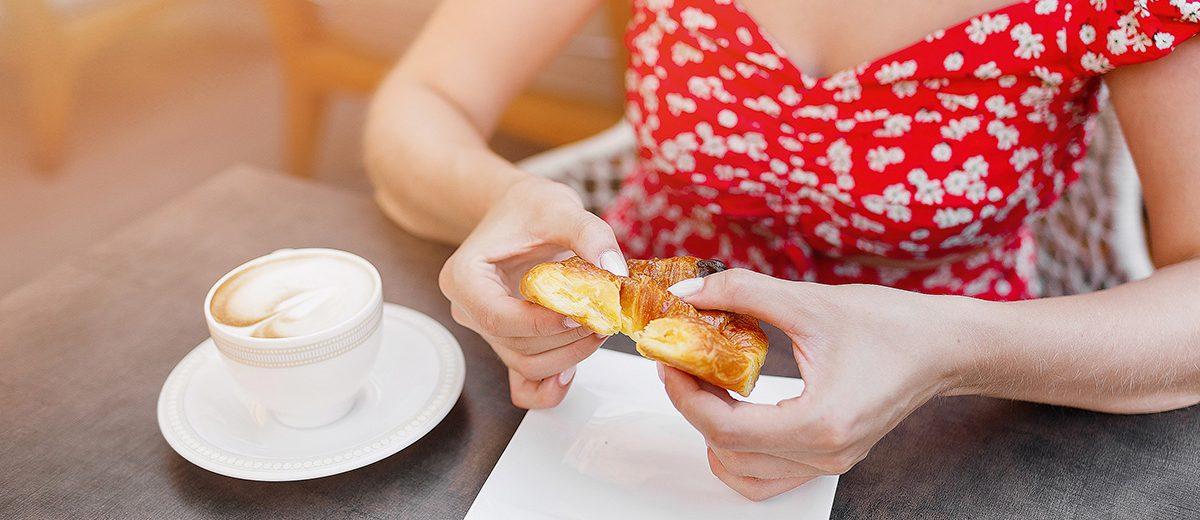 Croissant-Test
