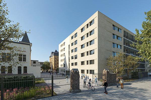 Mainzer Wohnbau