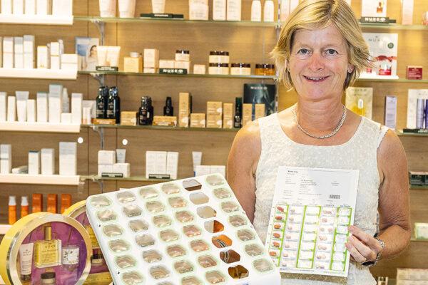 Medikationsplan von Renate Laue
